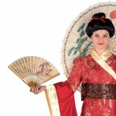 Βεντάλια χάρτινη κινέζας