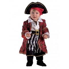 Μικρός πειρατής μπεμπέ με σακάκι lux