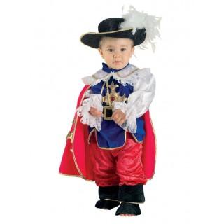 Μουσκεταίρος μπεμπέ στολή ο μικρός Σωματοφύλακας