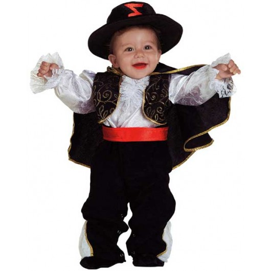 Δον Ντιέγκο μπεμπέ στολή ο μικρός ζορό