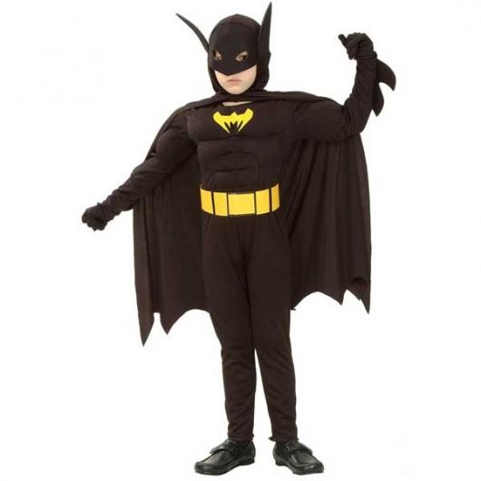 Στολή Batboy Με Ενισχυμένο Θώρακα