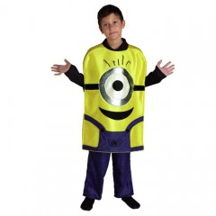 Στολή παιδική Minion παιδική