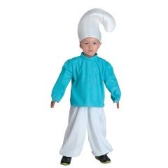 Στρουμφάκι στολή για αγόρια ο μικρός Νάνος