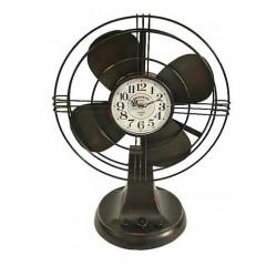 Ρολόι επιτραπέζιος vintage ανεμιστήρας 61cm