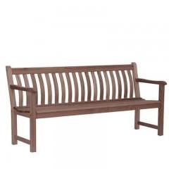 Broadfield τετραθέσιος καναπές από ξύλο sherwood
