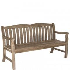 Cuckfield διθέσιος καναπές από ξύλο sherwood