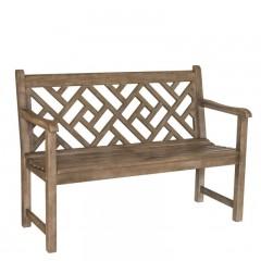 Chorus διθέσιος καναπές από ξύλο Sherwood