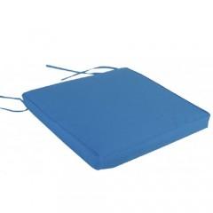 Μαξιλάρι καθίσματος έδρας γαλάζιο
