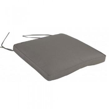Μαξιλάρι καθίσματος έδρας γκρι
