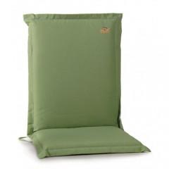 Μαξιλάρι πολυθρόνας με χαμηλή πλάτη λαδί