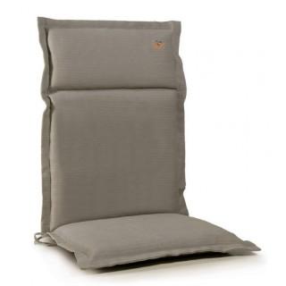 Μαξιλάρι πολυθρόνας με ψηλή πλάτη καφέ taupe