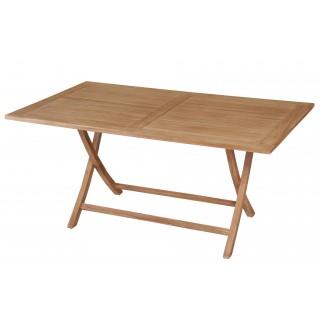 lexter τραπέζι πτυσόμενο παραληλόγραμμο