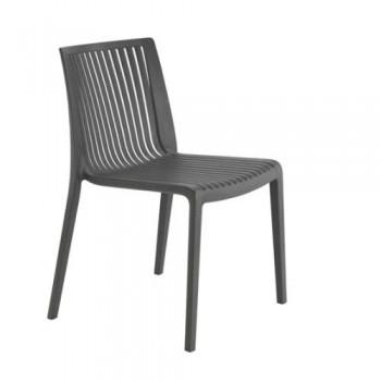 Cool καρέκλα πολυπροπυλενίου σε τρία χρώματα