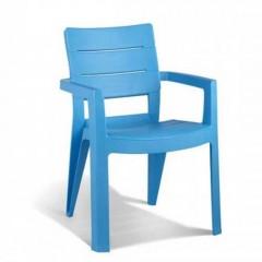 Ibiza Πολυθρόνα πολυπροπυλενίου σε εφτά χρώματα