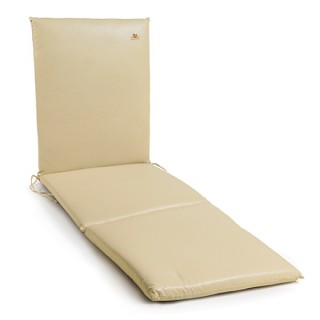 μαξιλάρι για ξαπλώστρες πισίνας, από υψηλής ποιότητας δερματίνη
