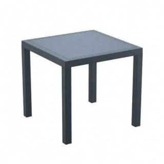 Orlanto τετράγωνο Τραπέζι πολυπροπυλενίου σε 3 χρώματα