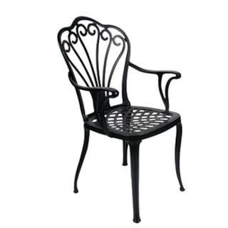 Rossela Πολυθρόνα καρέκλα αλουμινίου