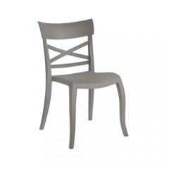 X Sera καρέκλα πολυπροπυλενίου σε δύο χρώματα
