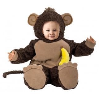 Αποκριάτικη Bebe στολή μαϊμού