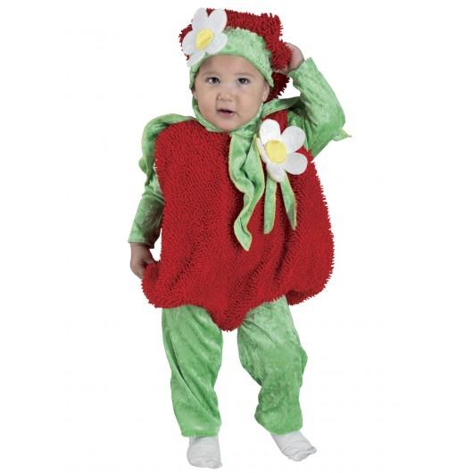 Ντοματούλα στολή η μικρή ντομάτα για μωράκια