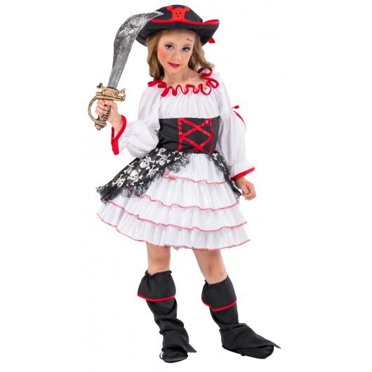 Αποκριάτικη παιδική στολή Κουρσάρισσα