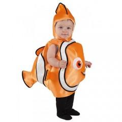 Ψαράκι κλόουν στολή bebe