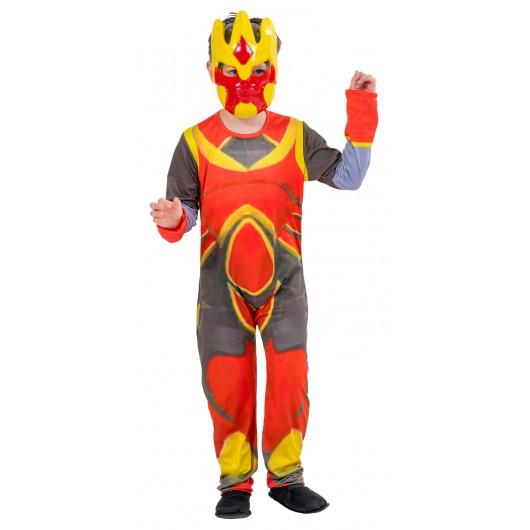 Αποκριάτικη παιδική στολή Αρχοντας Τής Φωτιάς