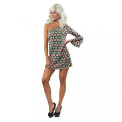 Funky Disco γυναικεία στολή ενηλίκων