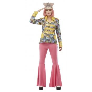 Αποκριάτικη Γυναικεία Στολή Ενηλίκων carnival jacket