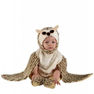 Κουκουβάγια στολή bebe