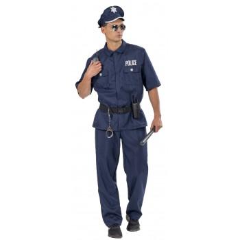 Αποκριάτικη Στολή Ενηλίκων αστυνομικός