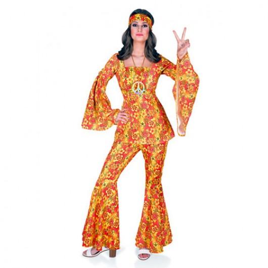Mama Mia γυναικεία πολύχρωμη στολή ενηλίκων