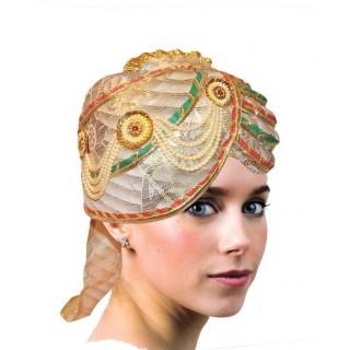 Καπέλο Ινδού Deluxe σε τρία χρώματα