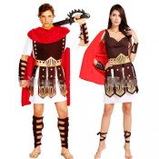 Ελληνορωμαϊκή εποχής στολές