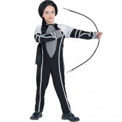 Hunger Games στολή για κορίτσια και το παιχνίδι επιβίωσης ξεκινάει μόλις τώρα