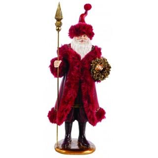 Άγιος Βασίλης επιτραπέζιος ύψους 38cm