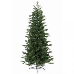 Δέντρο Manhattan 240cm slim με plastic pvc φύλλωμα