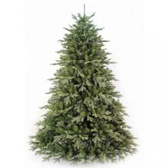 Δέντρο Deaware silver 200cm με plastic pvc ανάμεικτο φύλλωμα