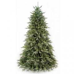 Δέντρο Deaware silver 240cm Στενό με plastic pvc ανάμεικτο φύλλωμα
