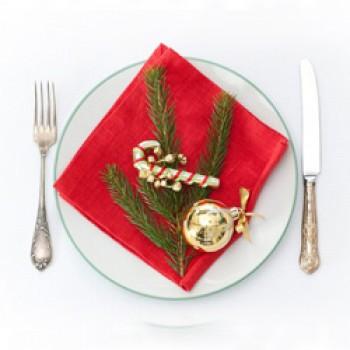 Χριστουγεννιάτικο Γιορτινό τραπέζι